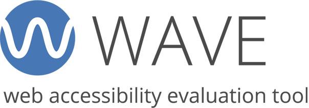 WAVE by WebAIM logo