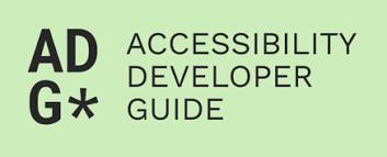 Accessibility Developer Guide logo