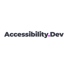 Accessibility.Dev logo