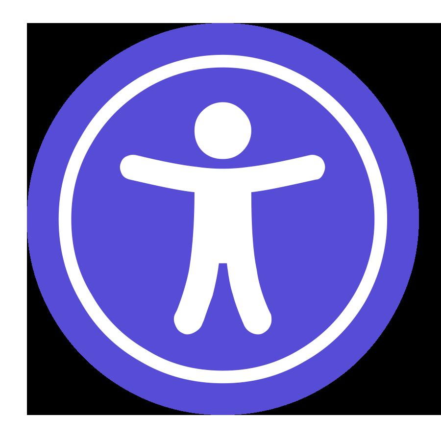 Accessibly logo