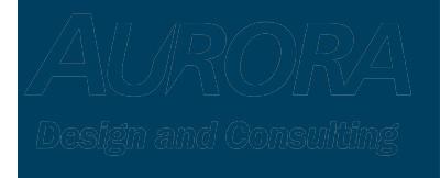 Aurora Design and Consulting logo