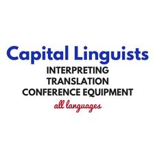 Capital Linguists logo