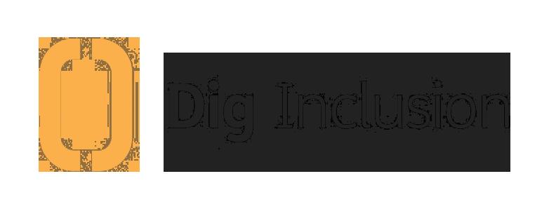 Dig Inclusion logo