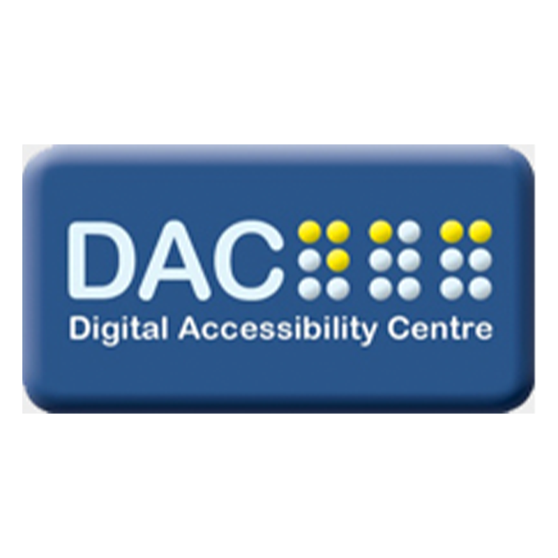 Digital Accessibility Center logo