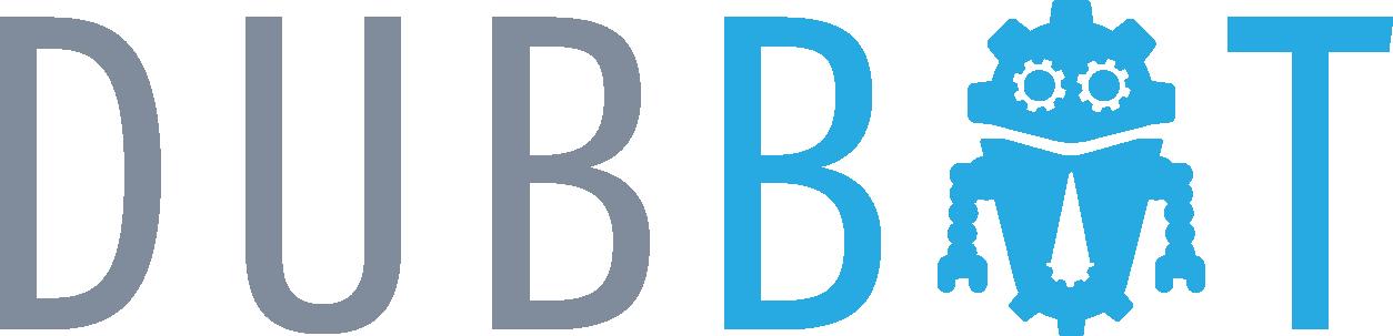 DubBot logo
