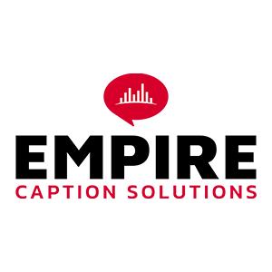 Empire Caption Solutions logo