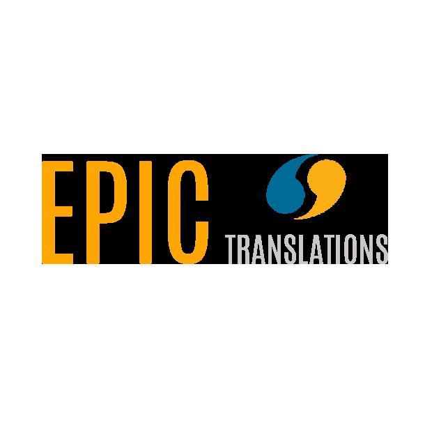 Epic Translations logo