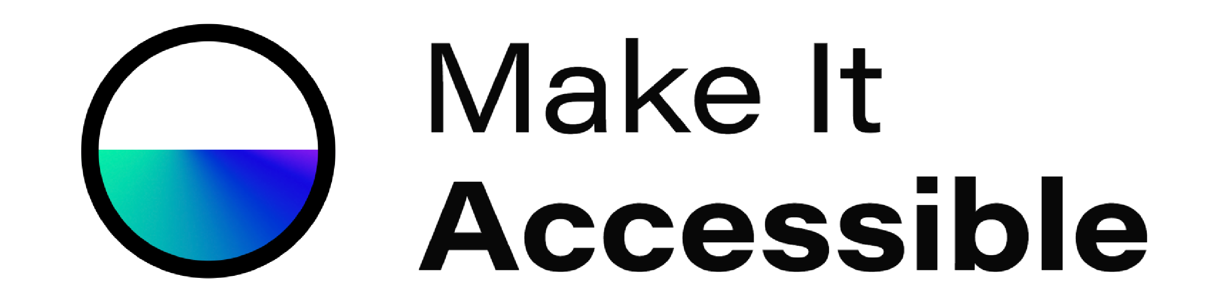 Make It Accessible logo