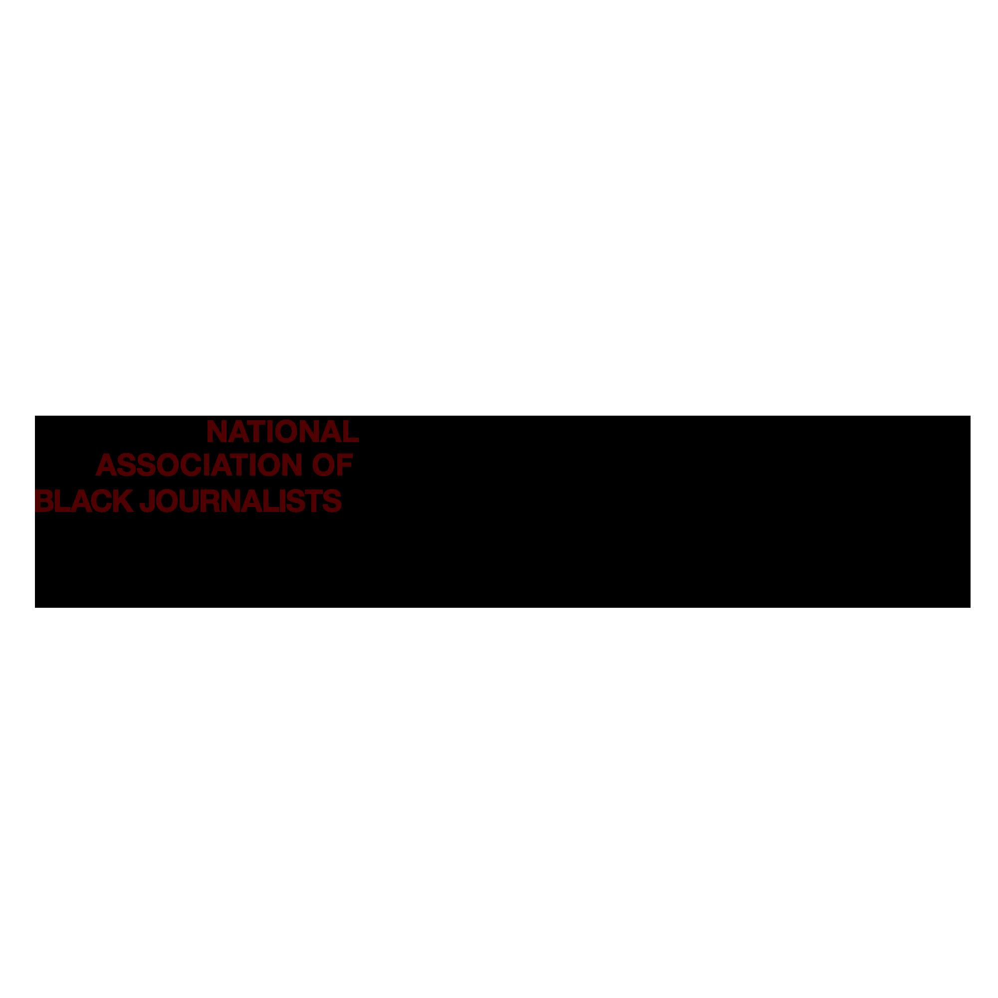 National Association of Black Journalists logo