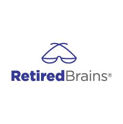 Retired Brains logo