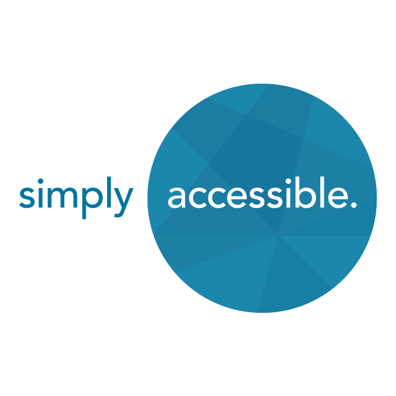 Simply Accessible logo
