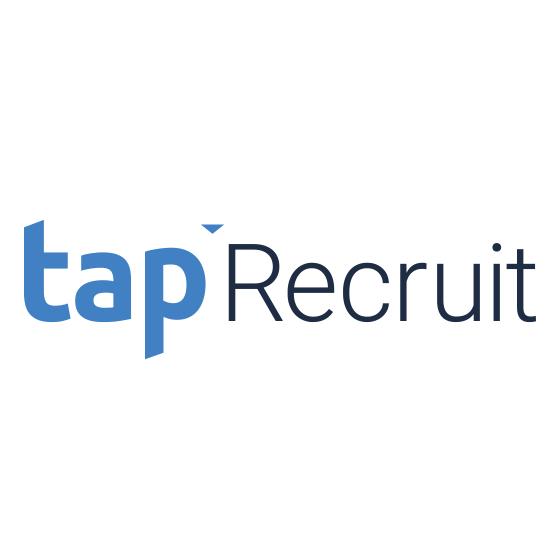 TapRecruit logo