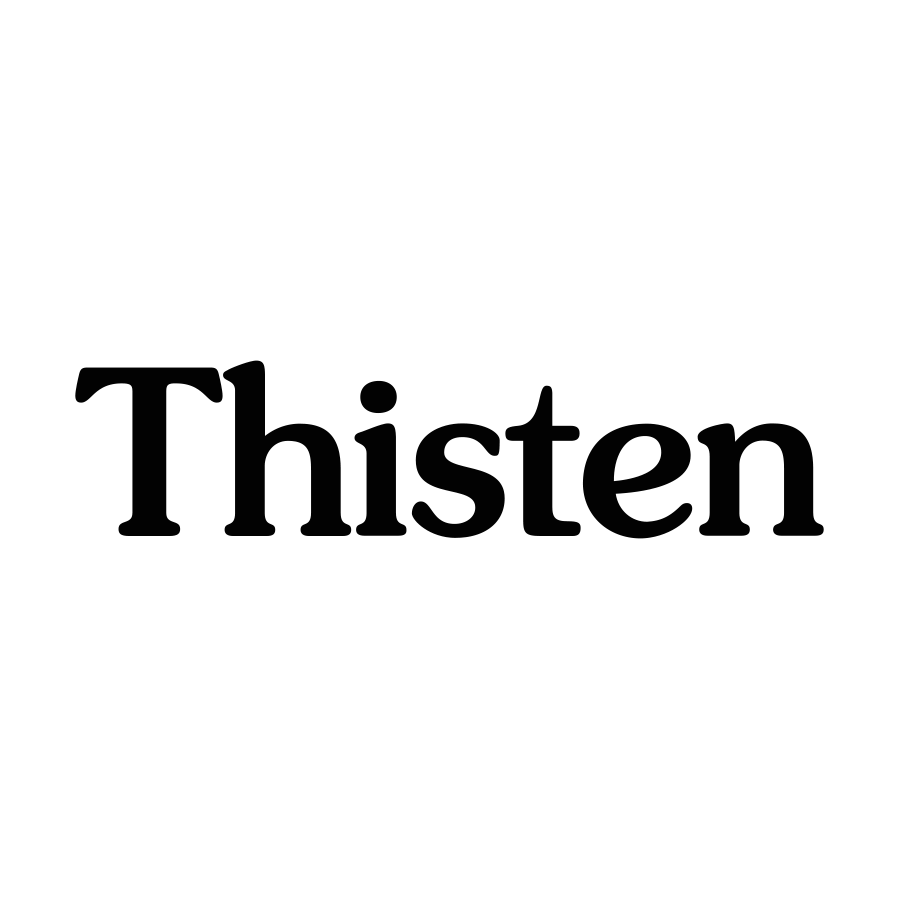 Thisten logo
