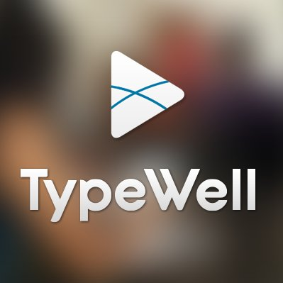 TypeWell logo