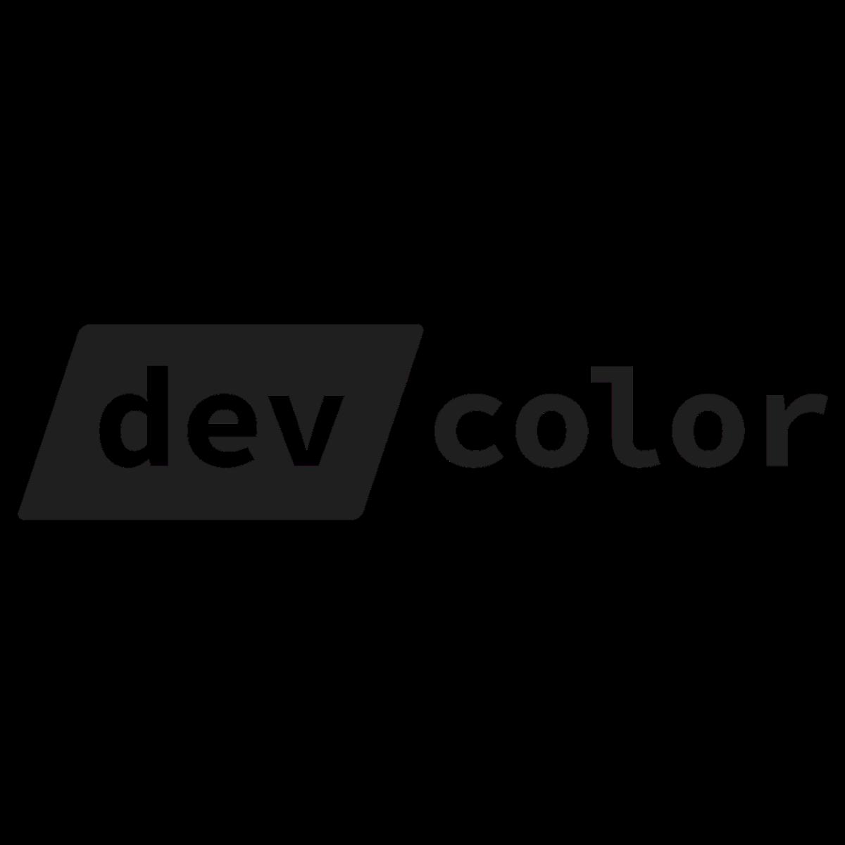 /dev/color logo